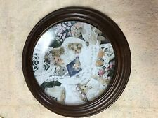 horse Indian Vanhygan /& Smythe Plate Frame Bunny Puppy Frame Cat Dog Pig