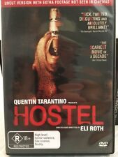 Hostel - Uncut Version - Eli Roth, presented by Quentin Tarantino - DVD