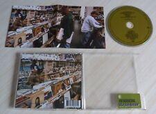 CD ALBUM INTRODUCING DJ SHADOW 13 TITRES 1996