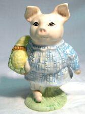 ROYAL ALBERT BEATRIX POTTER BP6A LITTLE PIG ROBINSON