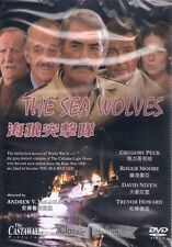The Sea Wolves DVD Gregory Peck Roger Moore David Niven NEW Eng Sub R0 War