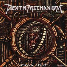 DEATH MECHANISM-MASS SLAVERY-CD-thrash-slayer-kreator