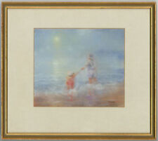 Impressionism Pastel Modern (1900-1979) Date of Creation Art Paintings