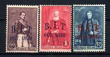 BELGIUM - BELGIO - 1930 - 50° sessione del Consiglio di amministrazione dell'OIL