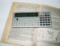 Rare Programmable Pocket microcomputer Elektronika MK-85 Casio Fx-700P copy