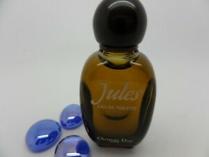 CHRISTIAN DIOR Jules MEN 9ml MINI Miniature PERFUME edt Fragrance ORIGINAL