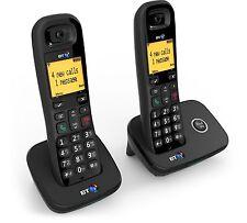 BT 1100 TWIN DIGITAL CORDLESS PHONE 2 HAND SETS