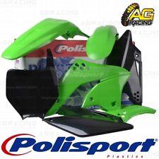 Polisport Plastics Box Kit For Kawasaki KX 250F KXF 250 (06-08 OEM Colours) 2008