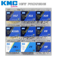 2019 KMC Chain 8/9/10/11/12 Speed Bike Chain MTB Road Racing Bicycle Chains
