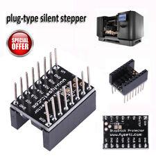 Silent TMC2100 Stepper Motor Driver Module Motherboard Heat Sink For 3D Printer