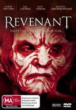 Revenant ex-rental region 4 DVD (1998 Kim Catrall horror movie) RARE