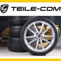 """-20% NEU+ORIG. Porsche 911 992 20""""+21"""" Carrera S Winterräder Satz /Winter wheels"""