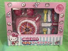 Hello Kitty Tea & Cake Set Just Like Home Toys R Us Japan Exclusive NIP