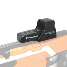 Tactical Top Scope Sight Attachment Black for Worker Rail Mount Modify Toy