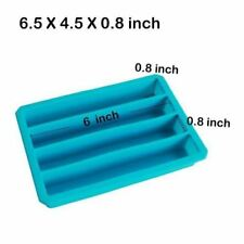 1 Single Silicone Pen Blank Mold 4 Cavity Turning Turner Resin Casting  FREE