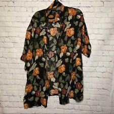 David Taylor Collectiom Hawaiian Shirt 4X Big Tall