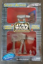Star Wars Action Fleet Series Alpha Concept Design Imperial AT-AT
