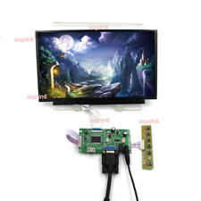 11.6 inch IPS 1920X1080 LCD LED Panel +controller board kit 30pin EDP VGA HDMI