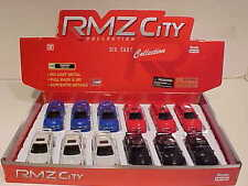 Pack of 12 Subaru WRX STI Die-cast Car 1:64 by RMZ City 3 inch
