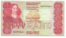 South Africa 1984 50 Rand Replacement Note P122