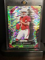 2019 Panini Prizm Kyler Murray Green Pulsar Prizm Rookie RC Cardinals
