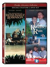 SWISS FAMILY ROBINSON / RIVERS RUN [DOUBLE FEATURE]