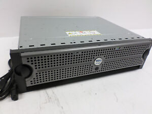EMC Midrange Systems Dell 15-Slot Disk Array Enclosure w/ HDD Caddys KTN-STL4