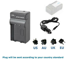 Battery Charger for Casio NP-20 Exilim EX-Z3 EX-Z4 EX-Z5  EX-Z6, Z7, EX-Z8