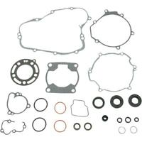 Moose Racing Complete Gasket Kit with Oil Seals - M811414