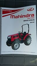 heavy equipment manuals books for mahindra for sale ebay rh ebay com mahindra 3510 manual download Mahindra Repair Manual