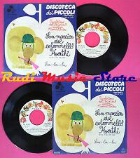 LP 45 7''DISCOTECA PICCOLI ANTONIANO La marcia del colonnello hathi La no cd mc