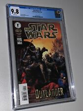 Star Wars #7 Outlander CGC 9.8 Dark Horse