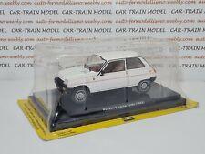 Renault 5 Alpine Turbo 1982 - FABBRI QUATTRORUOTE Collection 1:24