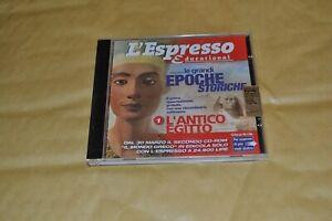 L'ESPRESSO EDUCATIONAL LE GRANDI EPOCHE STORICHE 1. L'ANTICO EGITTO