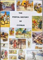Postal History of CYPRUS Proud Handbook 1998 Postmarks Covers Rates Rural Post