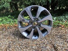 """1x Genuine Ford Fiesta Mk8 Titanium 16"""" Alloy Wheel Rim 6.5Jx16 (H1BJ-1007-B1A)"""