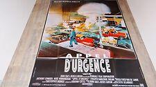 APPEL D'URGENCE   ! affiche cinema