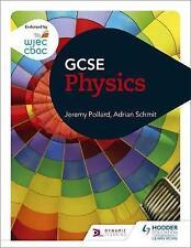 CBAC TGAU Ffiseg (WJEC GCSE Physics Welsh-language edition) by Adrian Schmit, Jeremy Pollard (Paperback, 2016)