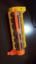 Nerf 2007 Yellow Orange Barrel Extension For Raider Recon CS-6