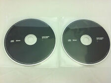 Snow Patrol - Up To Now - 2 Disc Music CD 2009 - DISCS ONLY in plastic sleeve
