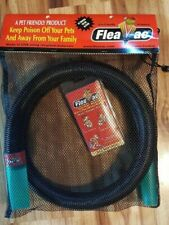 Flea Vac Vacuum Kit Turns Your Vacuum into a Flea Killing Machine 2-pk w/Hose