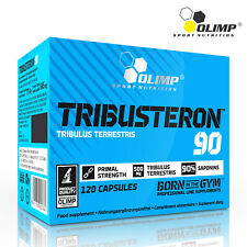 TRIBUSTERON 90 Testosterone Booster Supplement Anabolic Pills Muscle Mass Growth
