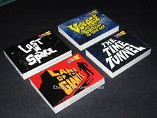 1960's TV: LOST IN SPACE LAND OF GIANTS TIME TUNNEL VOYAGE BOTTOM SEA~ CARD SET
