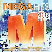 MEGA HITS 2009 - 2CDs NEU - Peter Fox Toten Hosen Amy Macdonald Gabriella Cilmi