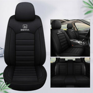 Premium Car Seat Covers for Honda Accord Civic Venza Honda Jazz CRV HRV XRV City