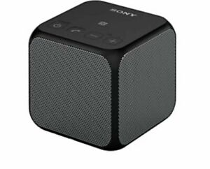 SONY SRS-X11 ULTRA PORTABLE CUBE WIRELESS BLUETOOTH SPEAKER BLACK RED PINK WHITE