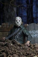 """Friday The 13th parte 5 Ultimate """"figura de secuencia de ensueño"""" con accesorios por NECA"""