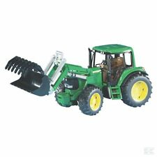 Bruder John Deere 6920 Tractor With Front Loader 1:16 Scale Model Age 3+