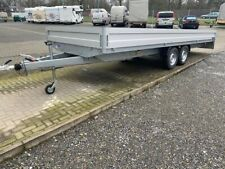 PKW-Anhänger Tandem Hochlader, Agados Dona 362CAB, 3500 kg, innen 610x210x35 cm