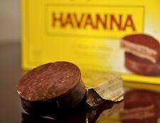 ALFAJORES HAVANNA ARGENTINA 12 pcs - CHOCOLATE WITH DULCE DE LECHE ALFAJOR